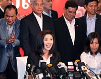 タイ美人首相インラック 綱渡りのバラマキ政策:FACTA ONLINE